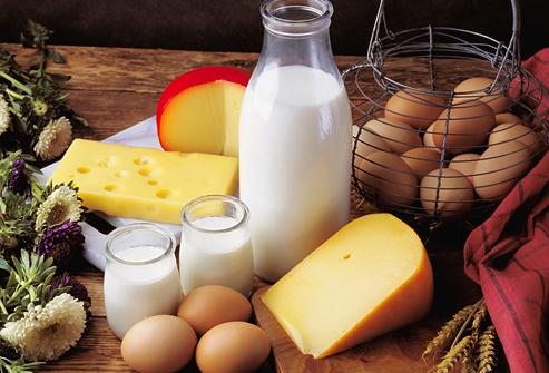 Kalorické tabulky, kalorie v jídle a v potravinách
