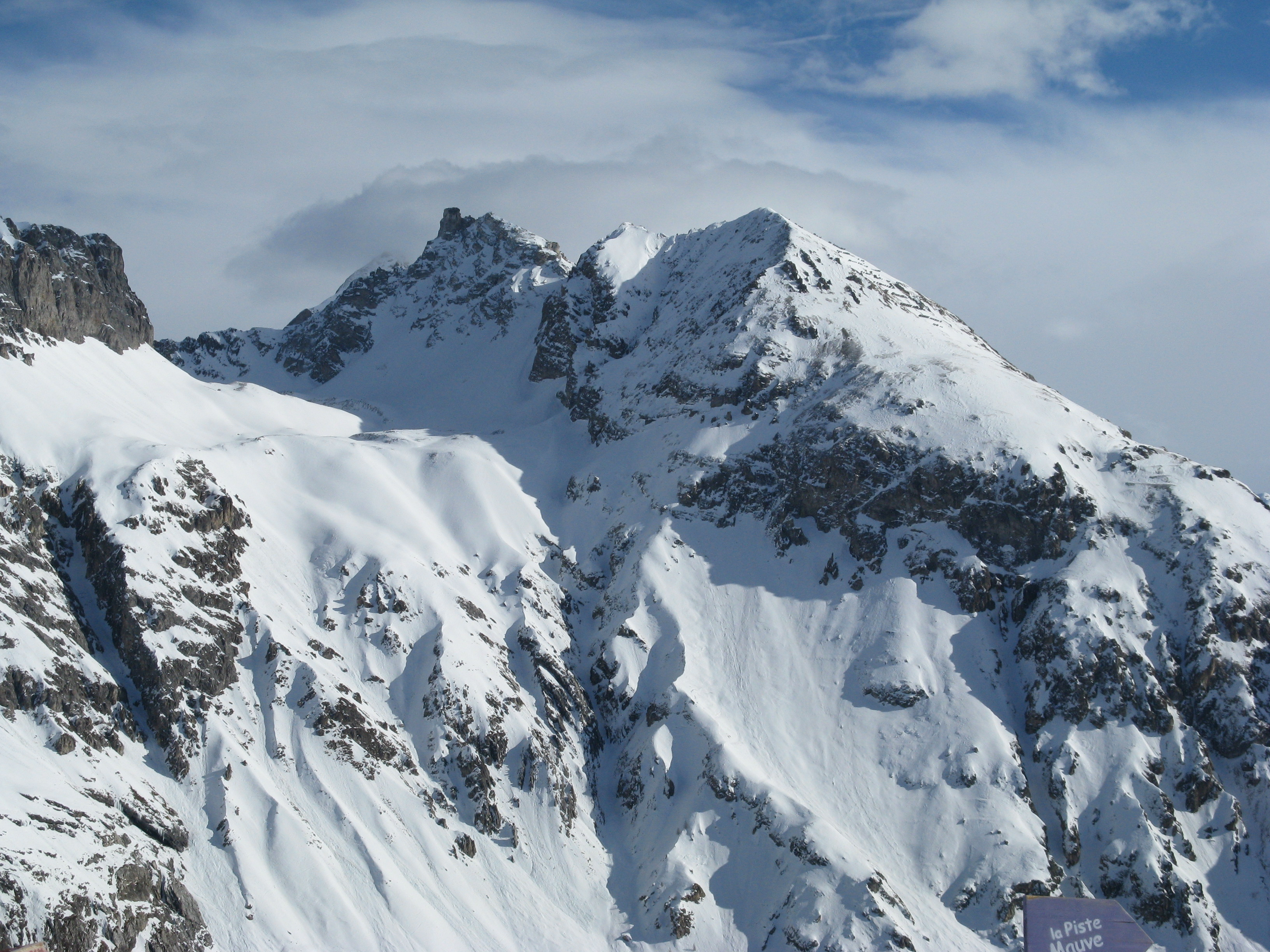 Francouzské Alpy - lyžování a zimní dovolená