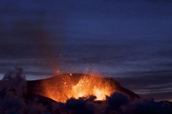 Nejznámější sopky Evropy: Sopka Katla